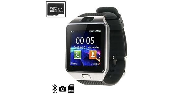 Silica DMN235SD8 - Smartwatch tekkiwear Dama n235 con Micro ...