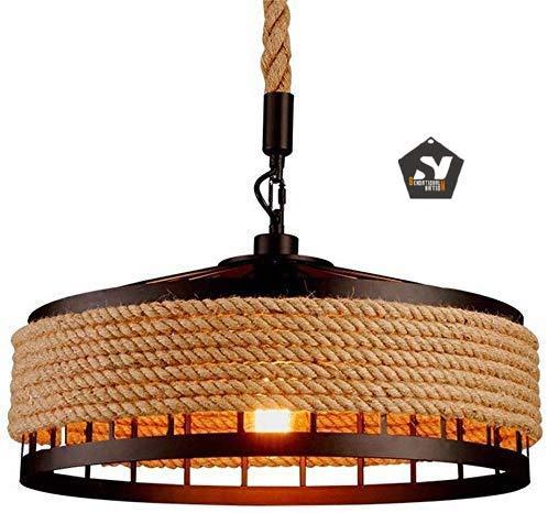 Sensational Nation 12448 40 Watts Ceiling Light, Beige, Black, Round