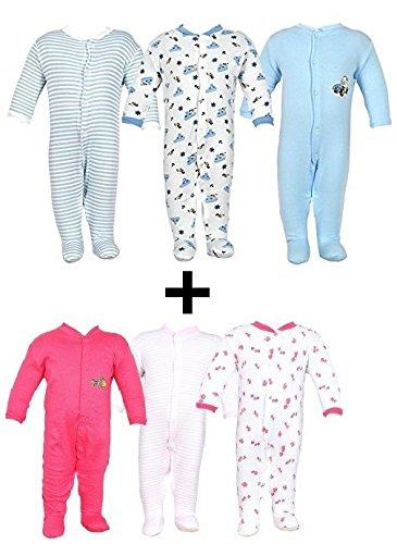 9e81c50e3 Online Choice Baby Romper Long Sleeve Cotton Full Body Sleep Suit ...