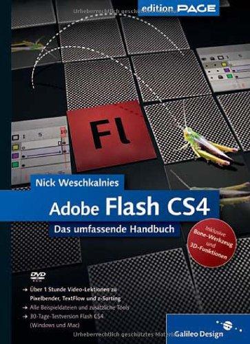 Adobe Flash CS4: Das umfassende Handbuch (Galileo Design)