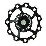 Lerway A-06 11T Bike Cycling Bicycle Aluminium Jockey Wheel Rear Derailleur Pulley