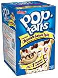 Pop-Tarts, Frosted Chocolate Banana Split, 8-Count Tarts (Pack of 12)