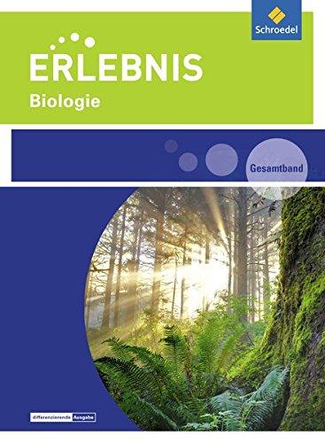 Erlebnis Biologie - Ausgabe 2016 für Rheinland-Pfalz: Gesamtband SEK I