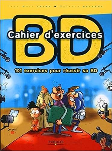 Amazon Fr Cahier D Exercices Bd 101 Exercices Pour