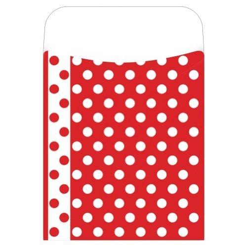 Pick A Pockets-Red Polka Dots-3