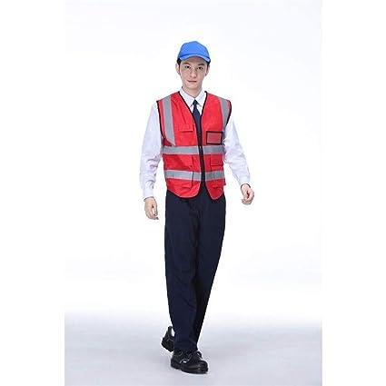 Amazon.es: Chalecos de seguridad Ropa de seguridad reflectante ...