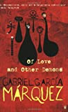 Of Love and Other Demons, Gabriel García Márquez, 014024669X