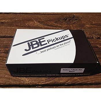 joe barden danny gatton tele telecaster pickup set black jbe pickups auth dealer. Black Bedroom Furniture Sets. Home Design Ideas
