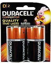 Duracell - Alkaline Battery Size D
