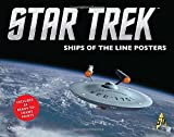 img - for Star Trek: Ships of the Line Posters book / textbook / text book