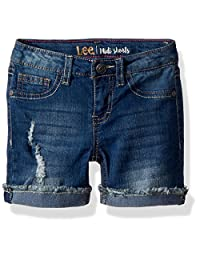 Lee - Pantalones Cortos para niña
