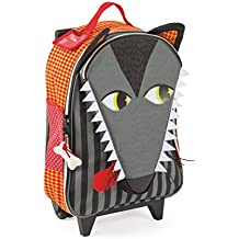 Janod Wolf Rolling Suitcase