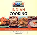 img - for Knack Indian Cooking: A Step-By-Step Guide To Authentic Dishes Made Easy (Knack: Make It Easy) by Meenakshi Agarwal (2010-01-26) book / textbook / text book