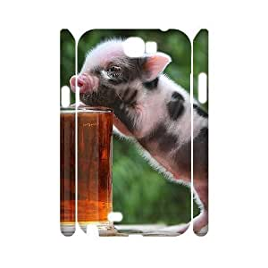 C-Y-F- DIY Little Pig Pattern Phone For SamSung Galaxy S5 Case Cover