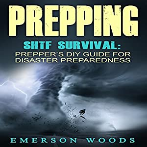 SHTF Survival Audiobook