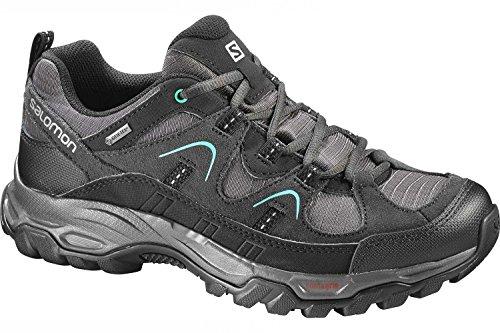 Salomon, Scarpe da escursionismo donna grigio grigio