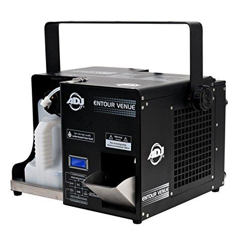 American DJ Entour Venue   High powered 1500 watt Dmx Faze machine, built in remote and (American Dj Timer Remote)