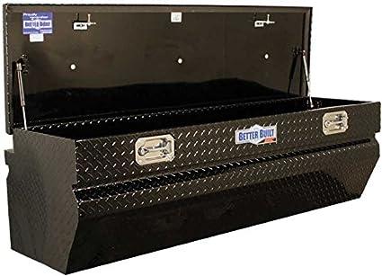 Truck Chest Tool Box >> Amazon Com Better Built 79210992 Black 48 Truck Chest Box Automotive