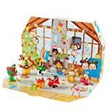 Disney Tsum Tsum Advent Calendar - 31 Pieces