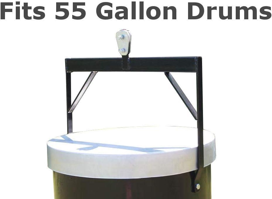 55 Gallon Hanging Bail for Tripod Deer Game Feeder