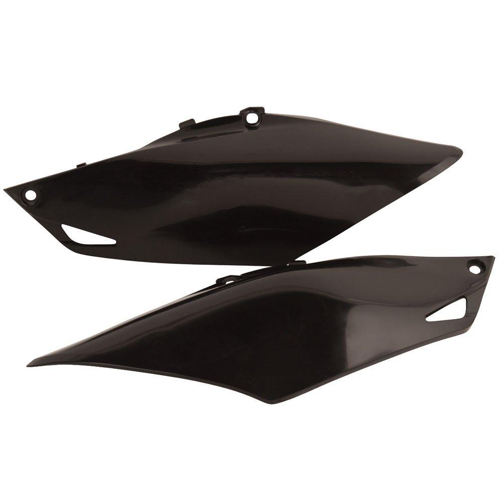Acerbis Side Panels Black - Fits: Honda CRF450R 2013-2016
