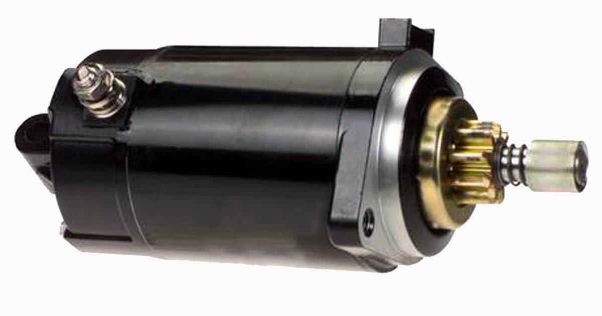Yamaha Starter 115-200 Hp 1984-2002 (9 Tooth) WSM PH130-0005 OEM# 6E5-81800-11, -12