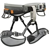 Black Diamond Aspect Climbing Harness - Medium (Charcoal/Burnt Orange)
