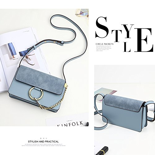 Evening Handbags Grey Body Woolala Clutch Women's Cross Shoulder Purses Bags for Women qBPPXvwxHn