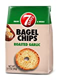 7Days Bagel Chips, Roasted Garlic, No Artificial