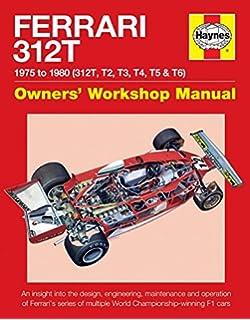 Mclaren m23 1973 onwards all marks owners workshop manual ian ferrari 312t 1975 to 1980 312t t2 t3 t4 t5 fandeluxe Gallery