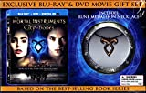 The Mortal Instruments: City of Bones (Blu-ray + DVD + UltraViolet Digital Copy + Gift)