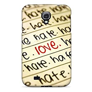 For Case Iphone 4/4S Cover Defender(love The Word)