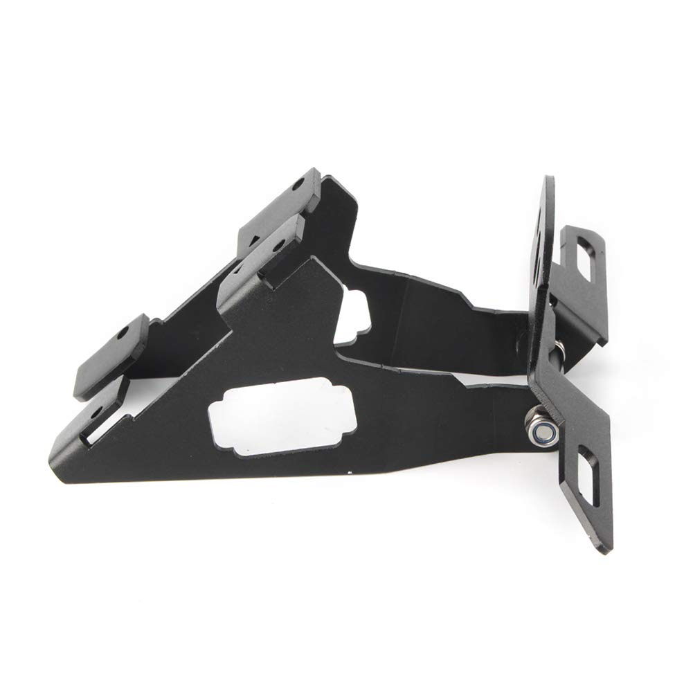 GZYF Motorcycle Fender Eliminator License Plate Holder Bracket Compatible with Kawasaki Z900 2017 2018 2019