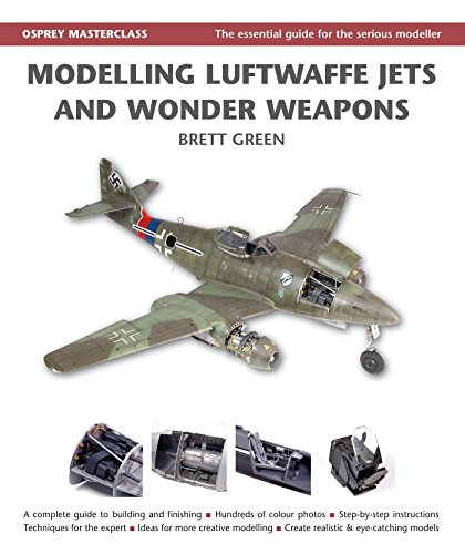 Modelling Luftwaffe Jets and Wonder Weapons (Modelling Masterclass)