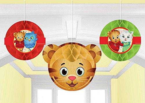 Honeycomb Decoration | Daniel Tiger's Neighborhood® | Party Accessory ()