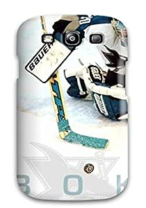 Perfect Fit RyfHNxk7577GEcGZ San Jose Sharks Hockey Nhl (14) Case For Galaxy - S3