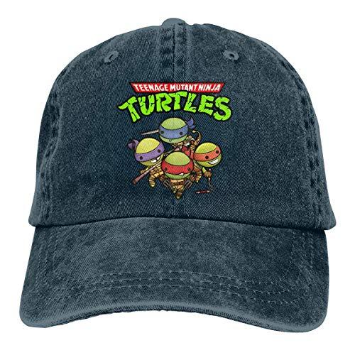 Teenage Mutant Ninja Turtles Group Unisex Vintage Washed