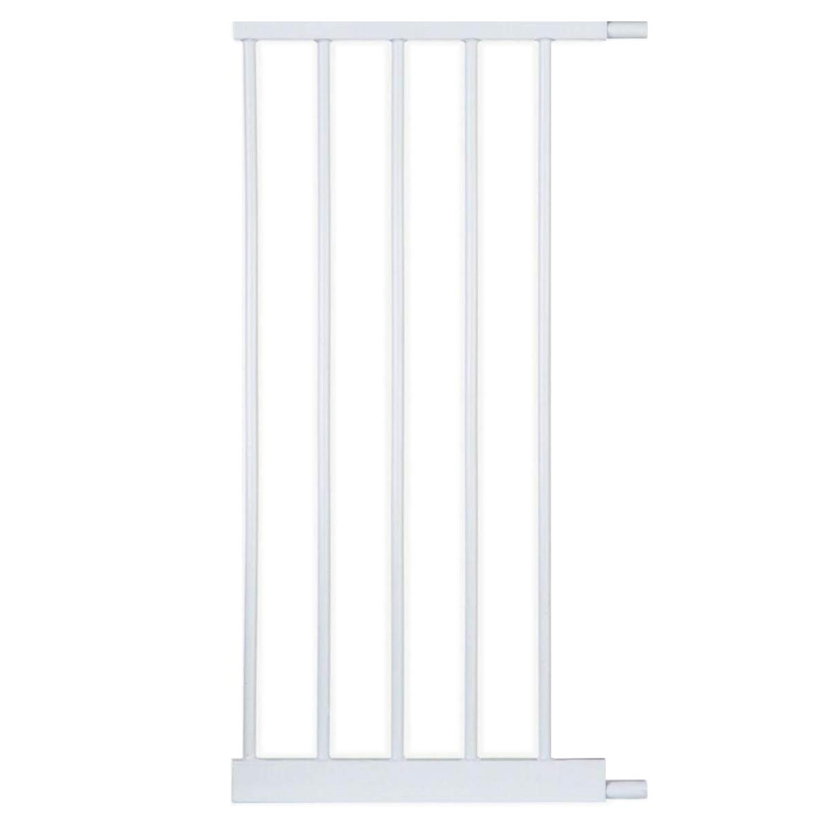 North States 5-Bar Extension for Auto-Close Baby Gate: Add extension for a gate up to 52.75'' wide (Adds 14'' width, Soft White) by North States
