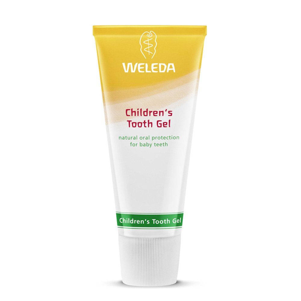 Weleda Childrens Tooth Gel, 1.7-Ounce WL-009
