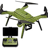 MightySkins Protective Vinyl Skin Decal for 3DR Solo Drone Quadcopter wrap cover sticker skins Croc Skin
