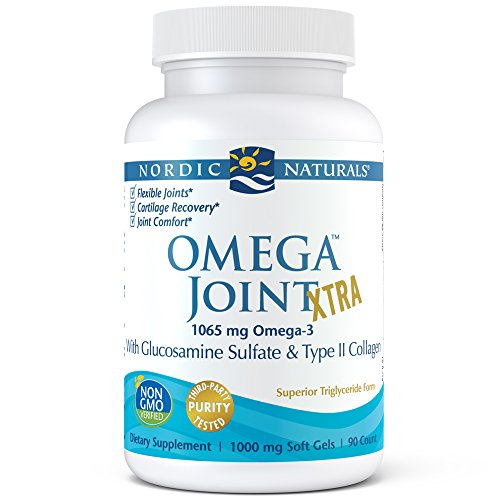 Nordic Naturals - Omega Joint Xtra, Soft Gels 90 Count, Unflavored