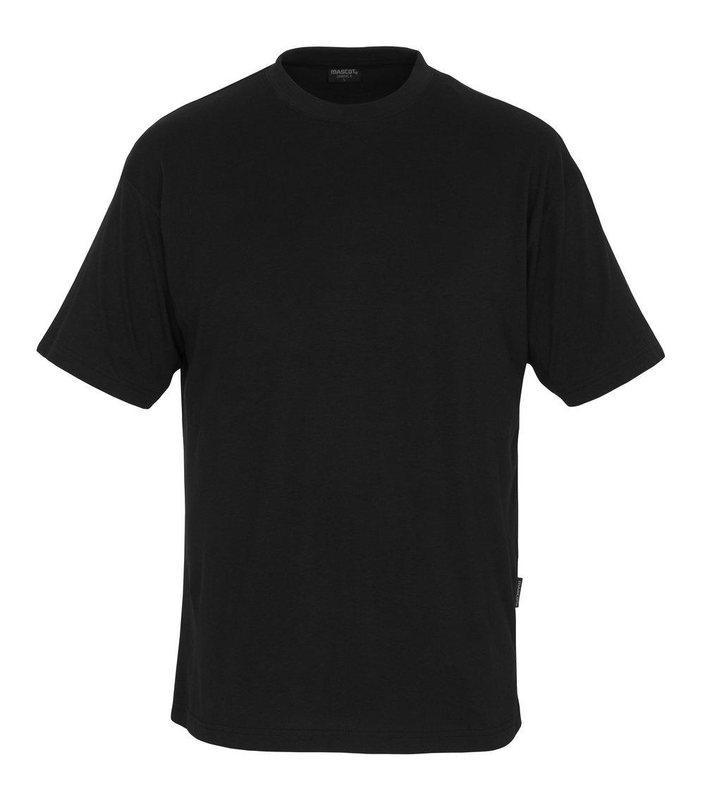 Mascot T-shirt Jamaica, 1 Stück, 2XL, schwarz, 00788-200-09-2XLTEN