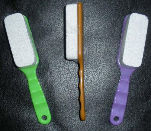 Pumice Stone stick pedicure scrub