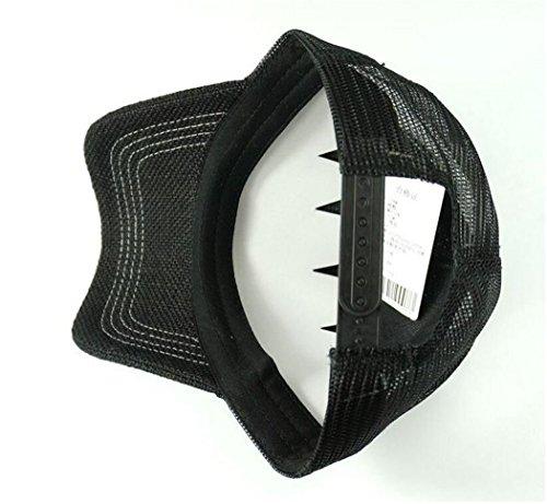 Sombrero Sombrero Transpirable de de Negro de de Sombrero de Bufanda Hip Camión Deportivo Malla Sol Wy Béisbol de Gorra Hop Coreana Hombre de Sombrero Escuela Gorra Gorra Gorra gw4qU6x7n