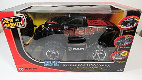 1:15 Scale Radio Remote Control Dodge Ram Hemi RC Truck Car