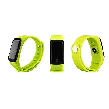 Fuibo Smart Watch, sangre Oxígeno Impresión Pulsómetro ...