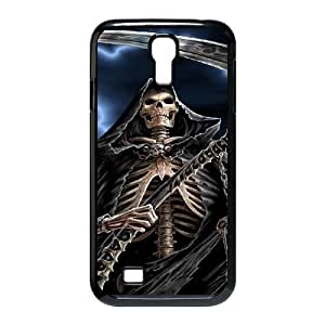 Cell phone case Of Grim Reaper Bumper Plastic Hard Case For Samsung Galaxy S4 i9500