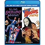 Bill & Ted's Most Excellent Double Feature (Bill & Ted's Excellent Adventure / Bill & Ted's Bogus Journey) [Blu-ray…
