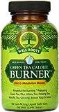 Well Roots Green Tea Calorie Burner Diet Supplement, 60 Count