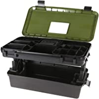 TSUNAMI Gun Cleaning Kit Maintenance & Shooting Range Box w/Removable Gun Vice